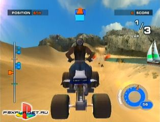 ATV 2: Quad Power Racing