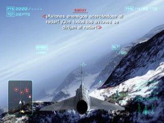 Ace Combat 04: Shattered Skies (Ace Combat: Distant Thunder)