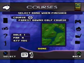Actua Golf 2 (Fox Sports Golf '99)