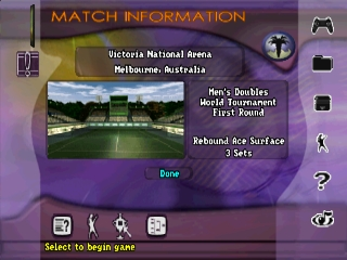 Actua Tennis (Virtual Tennis)