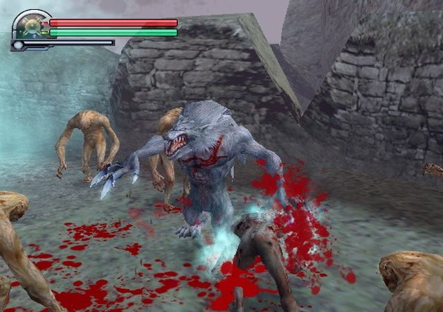 Altered Beast (Project: Altered Beast или Jyuouki: Project Altered Beast)