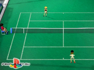 Anna Kournikova's Smash Court Tennis (Smash Court 2)