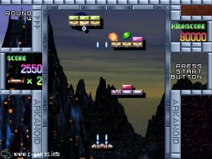 Arkanoid Returns (Arkanoid R 2000)