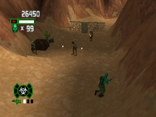 Army Men: Green Rogue (Army Men: Omega Soldier)