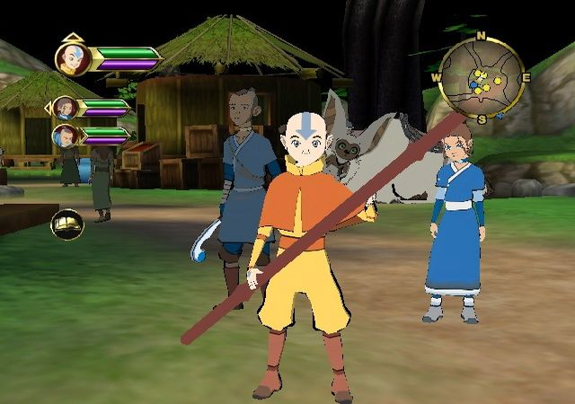 Avatar: The Last Airbender (Avatar: The Legend Of Aang)