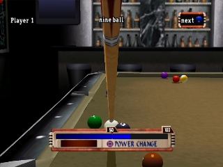 Carom Shot 2 (Backstreet Billiards)