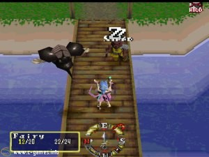 Blaze & Blade: Eternal Quest (Legend Of Foresia: La Contree Interdite)
