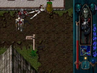 Blood Omen: Legacy Of Kain (Kain The Vampire)