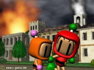 Bomberman Wars