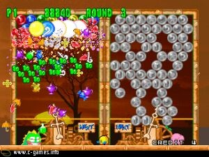 Bust-A-Move 2 Arcade Edition (Puzzle Bobble 2)