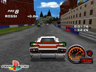 Car & Driver Presents: Grand Tour Racing '98 (Gekisou!! Grand Racing: Total Drivin' или M6 Turbo Racing или Total Drivin')