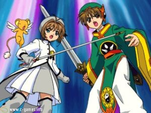 Card Captor Sakura: Eternal Heart (Tetris With Card Captor Sakura: Eternal Heart)