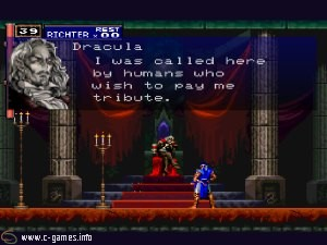 Akumajou Dracula X: Gekka no Yasoukyoku (Castlevania: Symphony Of The Night)