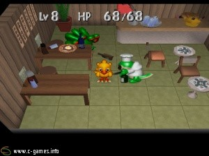 Chocobo no Fushigi Dungeon 2 (Chocobo's Dungeon 2)