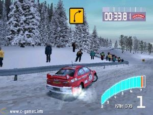 Colin McRae Rally 2.0 (Colin McRae The Rally 02)