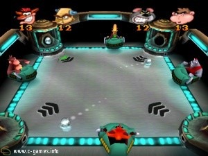 Crash Bash (Crash Bandicoot Carnival)