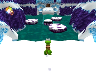 Croc: Legend Of The Gobbos (Croc! Pau-Pau Island)