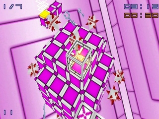 Cube: 3D Puzzle Mayhem (Simple 2500 Series Portable Vol.10: The IQ Cube - Moyatto Atama o Puzzle de Sukkiri!)