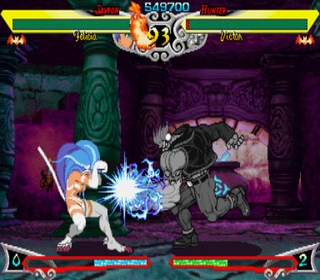 Darkstalkers: Chronicle The Chaos Tower (Vampire Chronicle: The Chaos Tower)