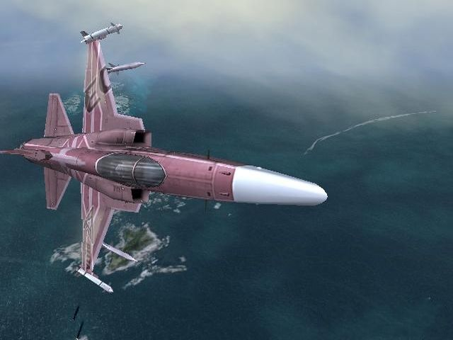 AirForce Delta Strike (AirForce Delta: Blue Wing Knights или Deadly Skies III)
