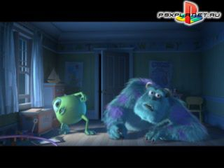 Disney/Pixar Monsters, Inc. Scream Team (Monsters, Inc. Scare Island или Monsters Inc. Monster Academy)