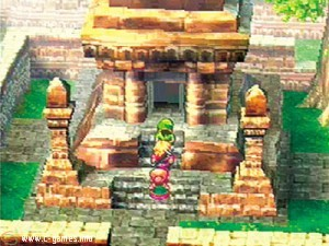Dragon Quest VII: Eden no Senshi-tachi (Dragon Warrior VII)