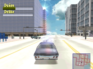 Driver: You Are The Wheelman (Driver: Sennyuu! Car Chase Daisakusen)