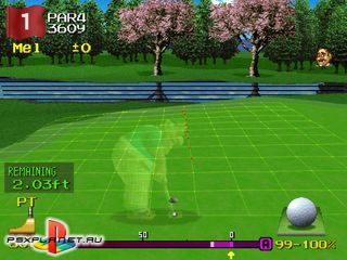 Everybody's Golf 2 (Hot Shots Golf 2 или Minna no Golf 2)