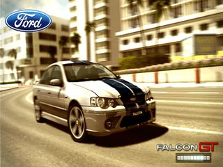 Ford Bold Moves Street Racing (Ford Street Racing: LA Duel; Ford Street Racing XR Edition)