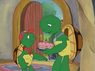 Franklin The Turtle: Franklin A Birthday Surprise