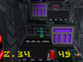 Gex: Enter The Gecko (Gex 3D: Return Of The Gecko; Spin Tail)