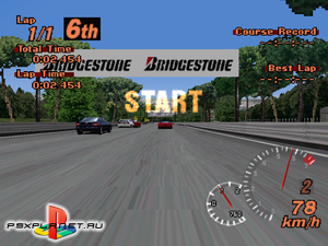 Gran Turismo 2: The Real Driving Simulator