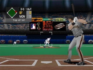 Interplay Sports Baseball 2000 (Baseball 2000 или VR Baseball 2000)