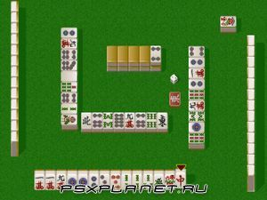 Logic Mahjong Souryuu - Sannin Uchi - 3 Players Game
