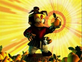 Monkey Hero (Adventures Of Monkey Hero, The)