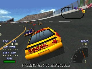 NASCAR '98 (NASCAR 50th Anniversary Edition или NASCAR Collectors Edition)