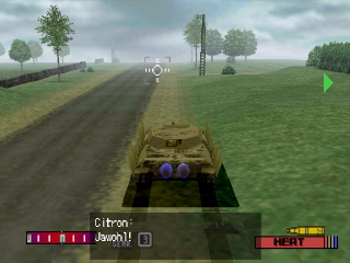 Panzer Front: Battle Tank Simulation