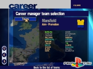 Premier Manager 2000 (Anstoss Premier Manager или Canal+ Premier Manager)