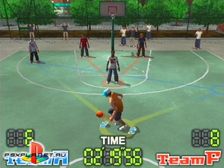 Simple 2000 Series Vol.030: The Street Baske - 3 On 3 (Basketball Xciting)