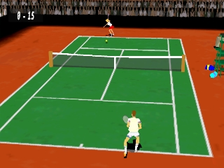 Sampras Extreme Tennis (Pete Sampras Tennis 97)