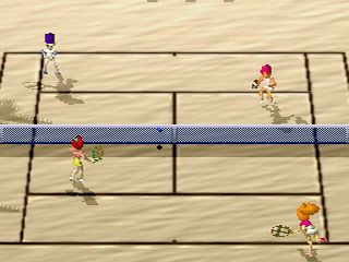 Smash Court (Namco Tennis Smash Court)