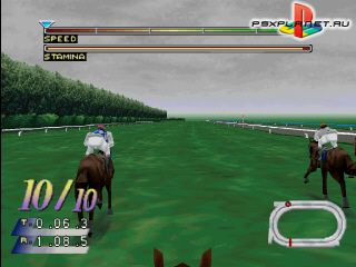 Virtual Gallop Kishudou