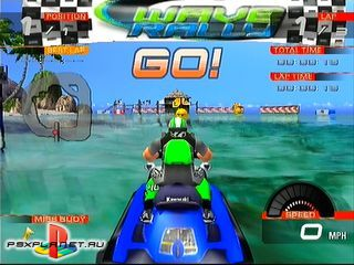 Wave Rally (Jet Ski Riders