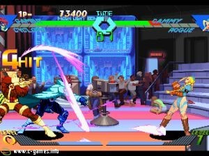 X-Men vs. Street Fighter (X-Men vs. Street Fighter EX Edition)
