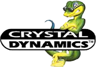 Crystal Dynamics Old Logo