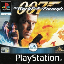 007 The World Is Not Enough (SLES-03134) (Front)