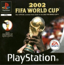 2002 FIFA World Cup (SLES-03830) (Front)