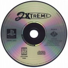 2Xtreme (Greatest Hits) (SCUS-94508) (CD)