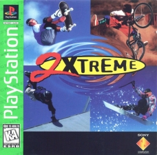 2Xtreme (Greatest Hits) (SCUS-94508) (Front)