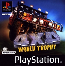 4X4 World Trophy (SLES-02017) (Front)